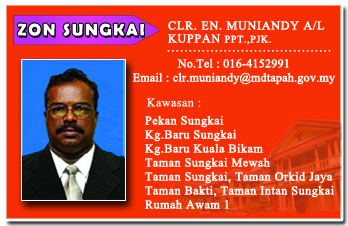 zon sungkai-clr.muniandy